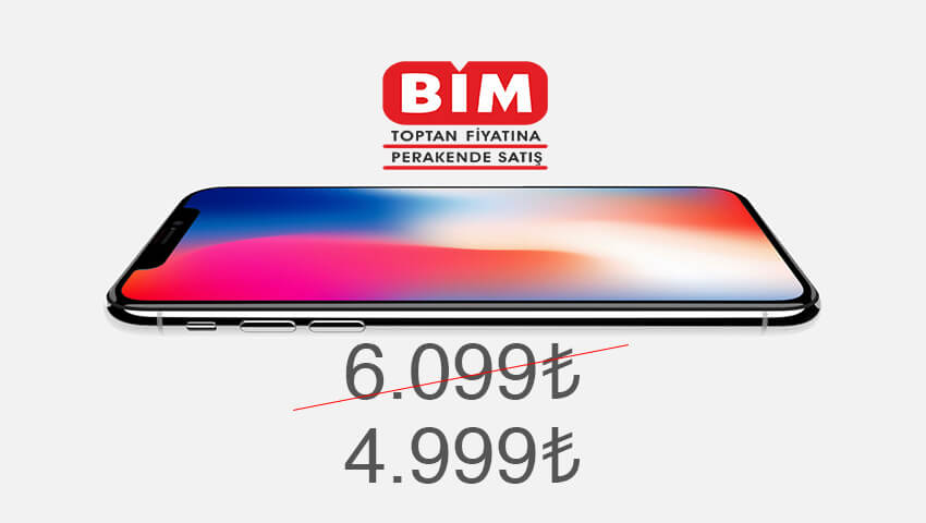 bim apple iphone x